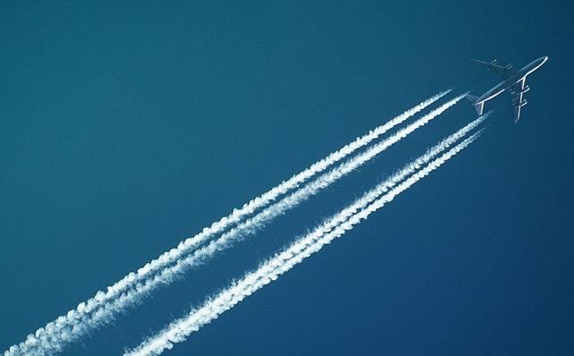 Aviation trails