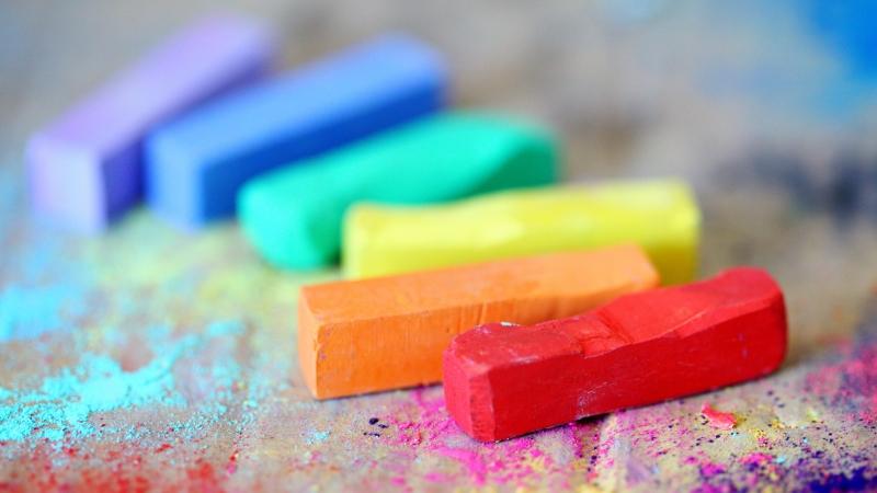 Different Chalks