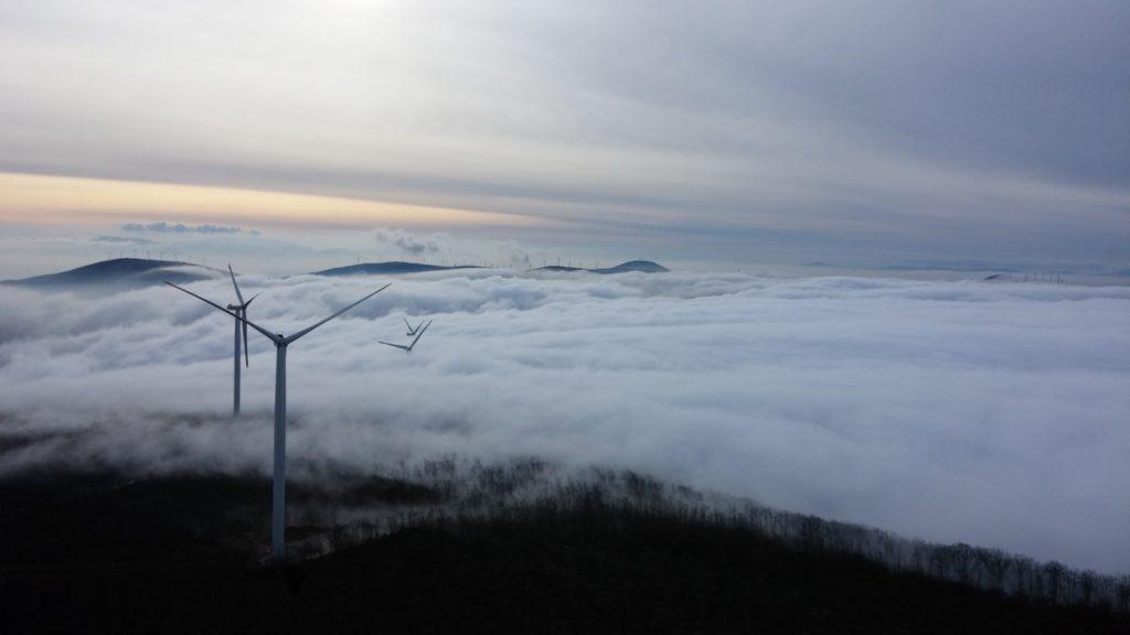 The Soma-Polat Turkey Wind Farm,