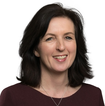 Aileen Mathieson Appointed CO